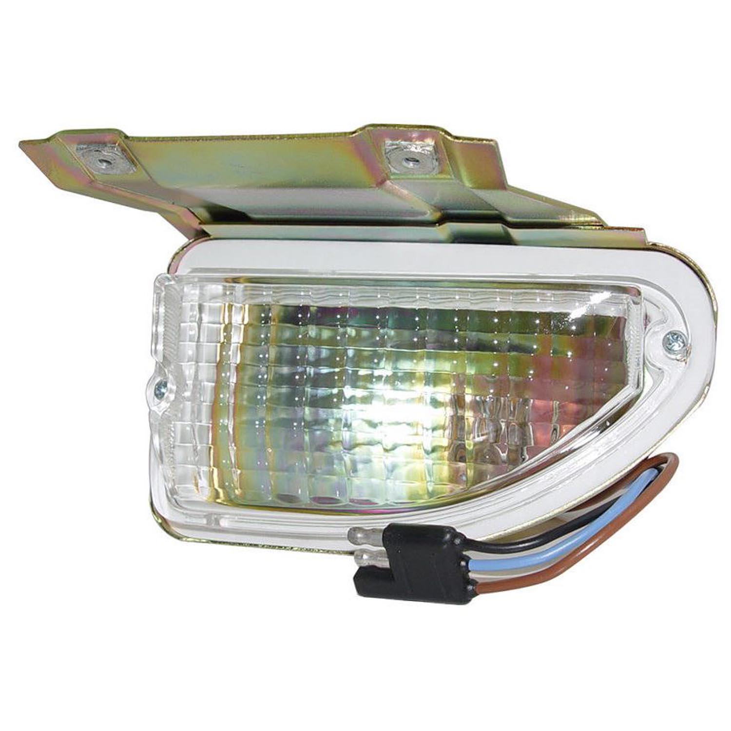 1969 Ford Mustang Parking Lamp Assembly LH NEW!