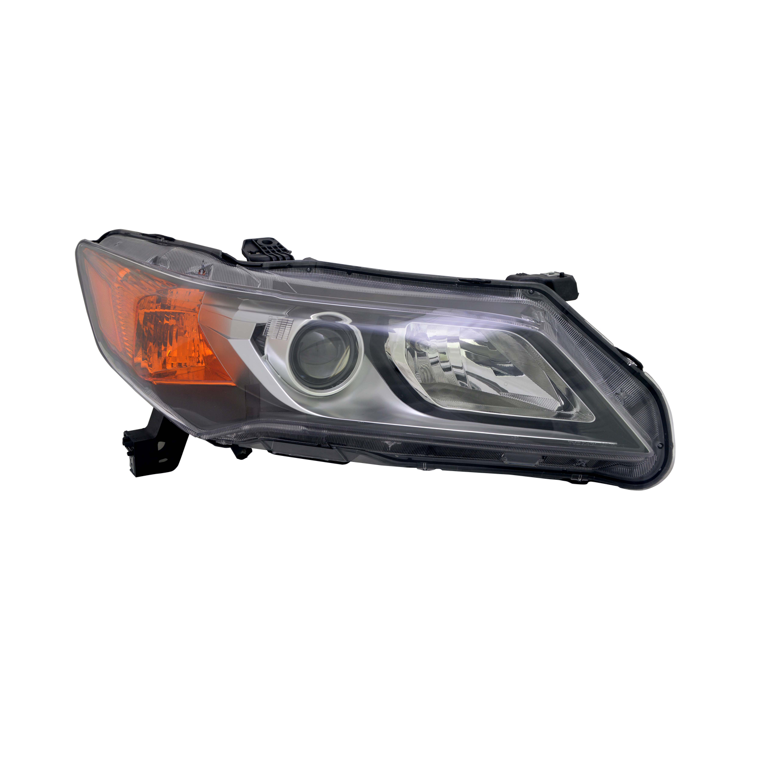 CPP AC2503121 Right Headlamp Assembly Composite For 13-15