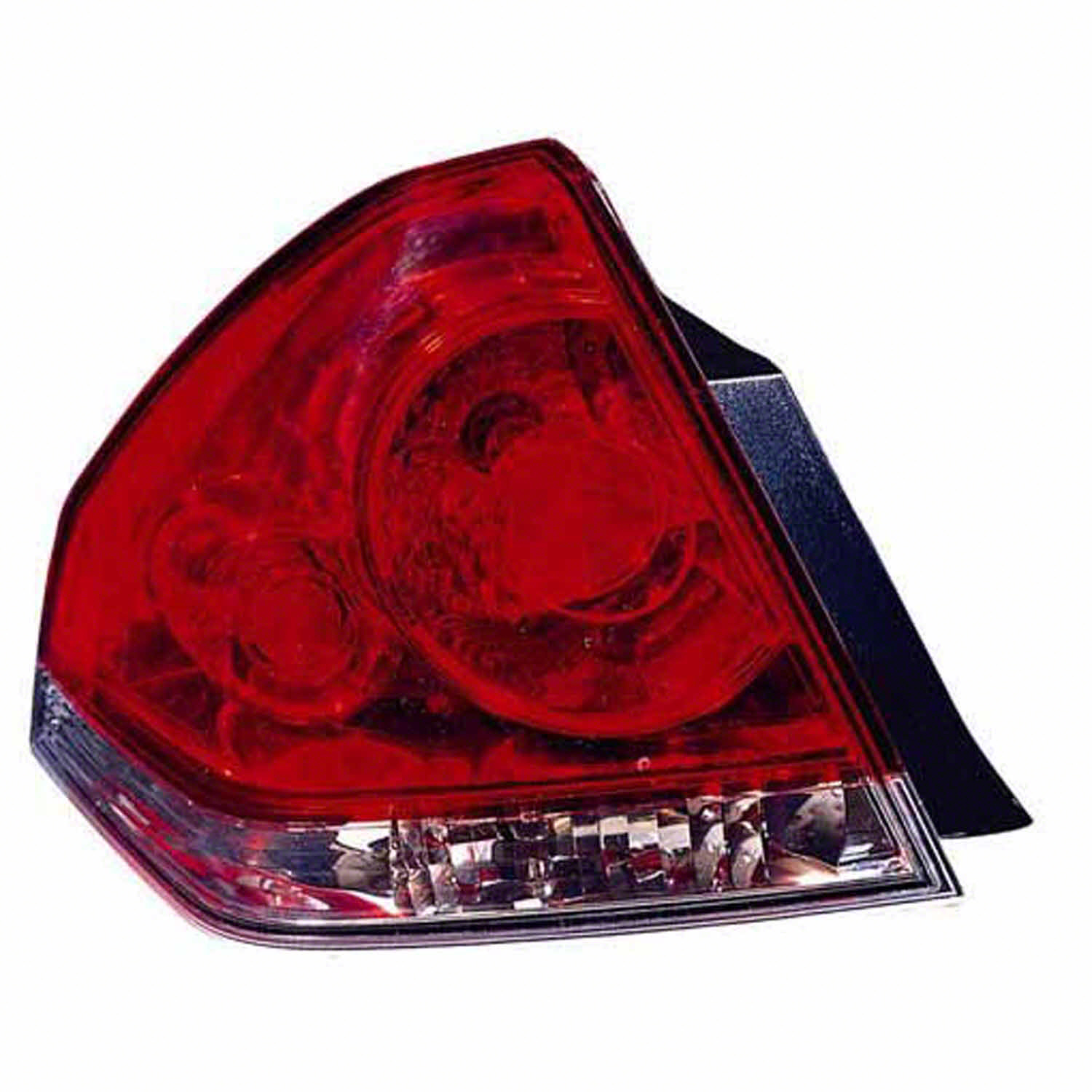 GM2800174V New Tail Lamp Assembly Rear Left Driver Side