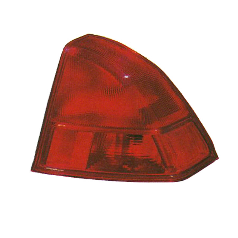 New Driver Side Left Body Tail Lamp Assembly 33551S5DA01-V