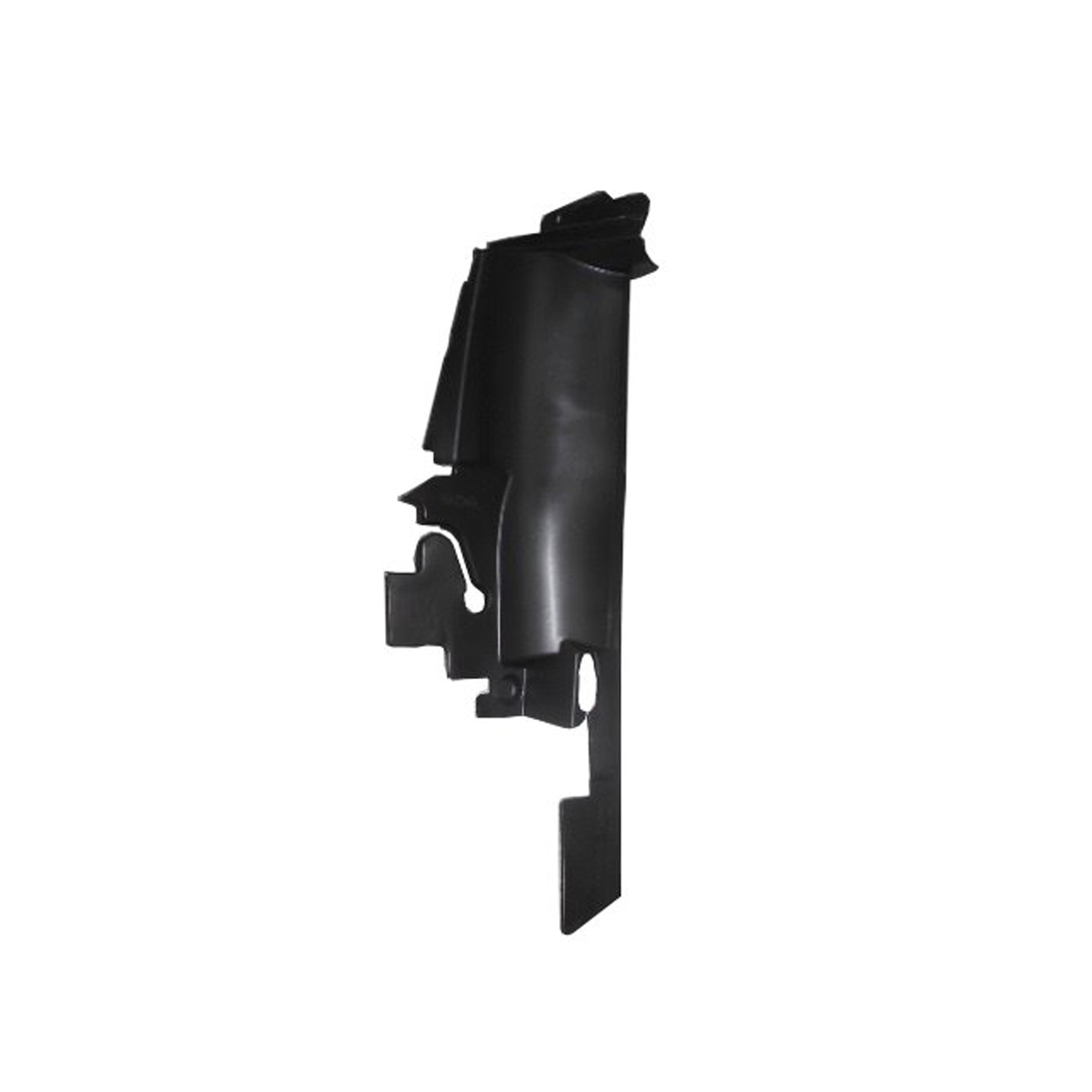 Driver Side Radiator Support For 2014-2015 Jeep Grand Cherokee Black Side panel