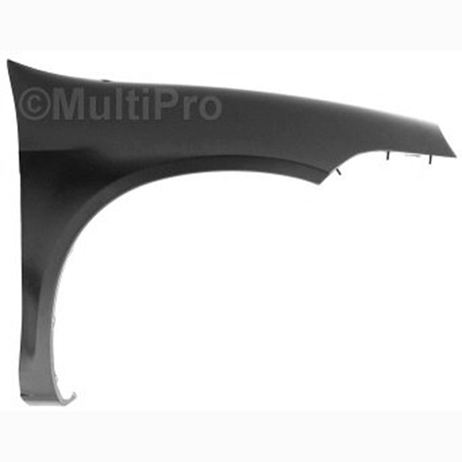 For Dodge Neon 2000-2005 Replace CH1241210PP Front Passenger Side Fender