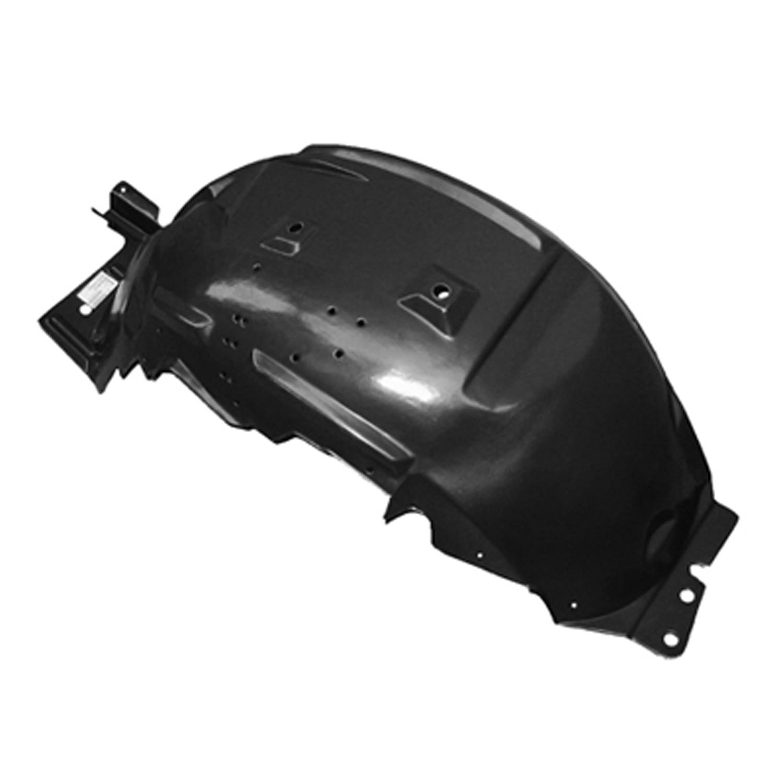 Splash Shield Fender Liner New Front Left Hand Driver Side LH VO1248109 91526830