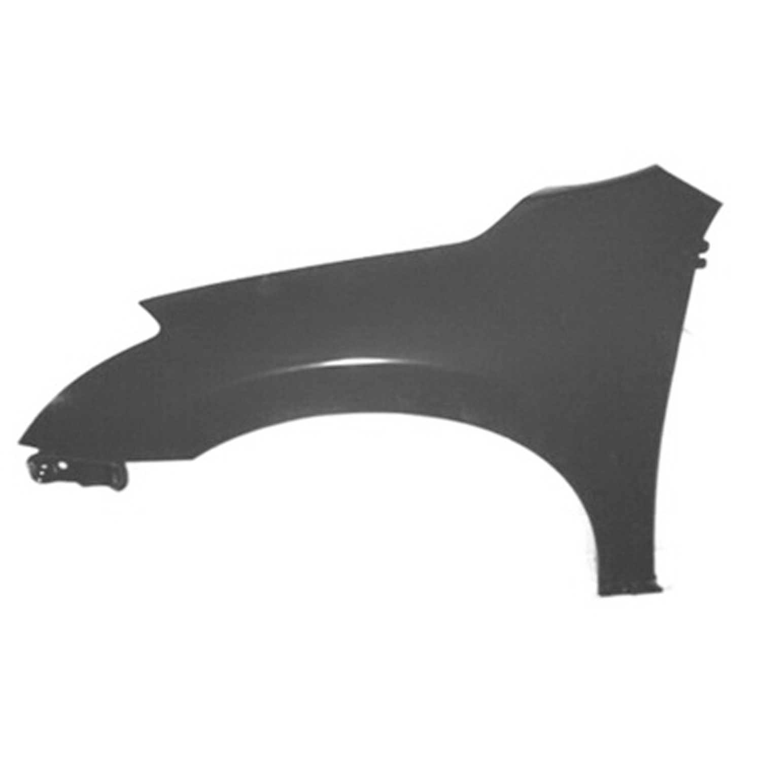 Front Driver Side NI1244100 Replacement Fender Brace for 07-12 Altima