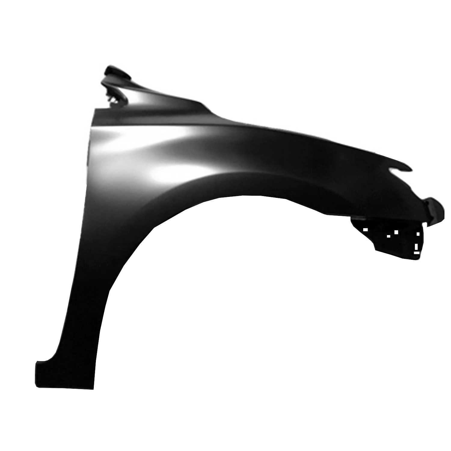 NEW FRONT RIGHT FENDER LINER FITS 2016-2017 TOYOTA PRIUS TO1249207