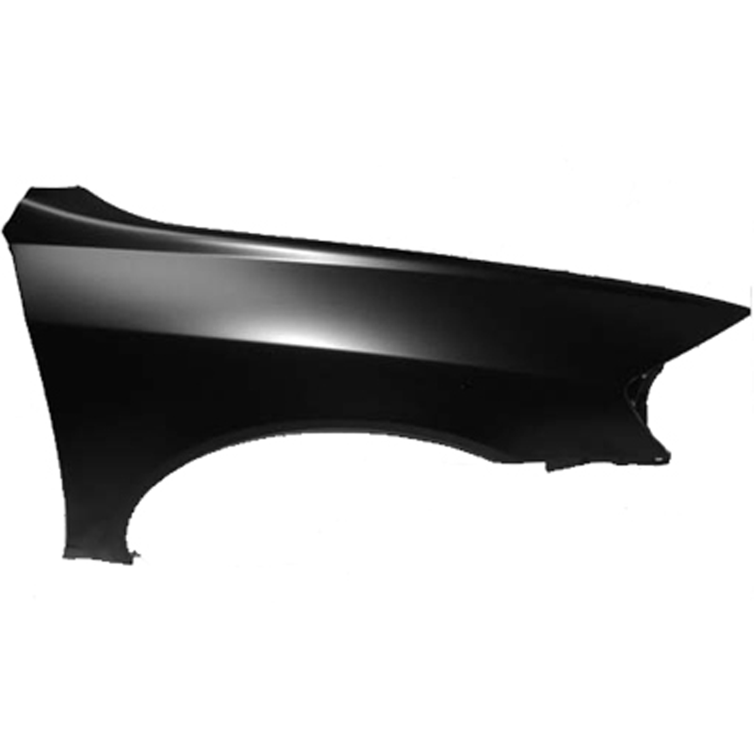 Right Passenger Side Primed Fender Assembly Replacement For 00-04 Toyota Avalon