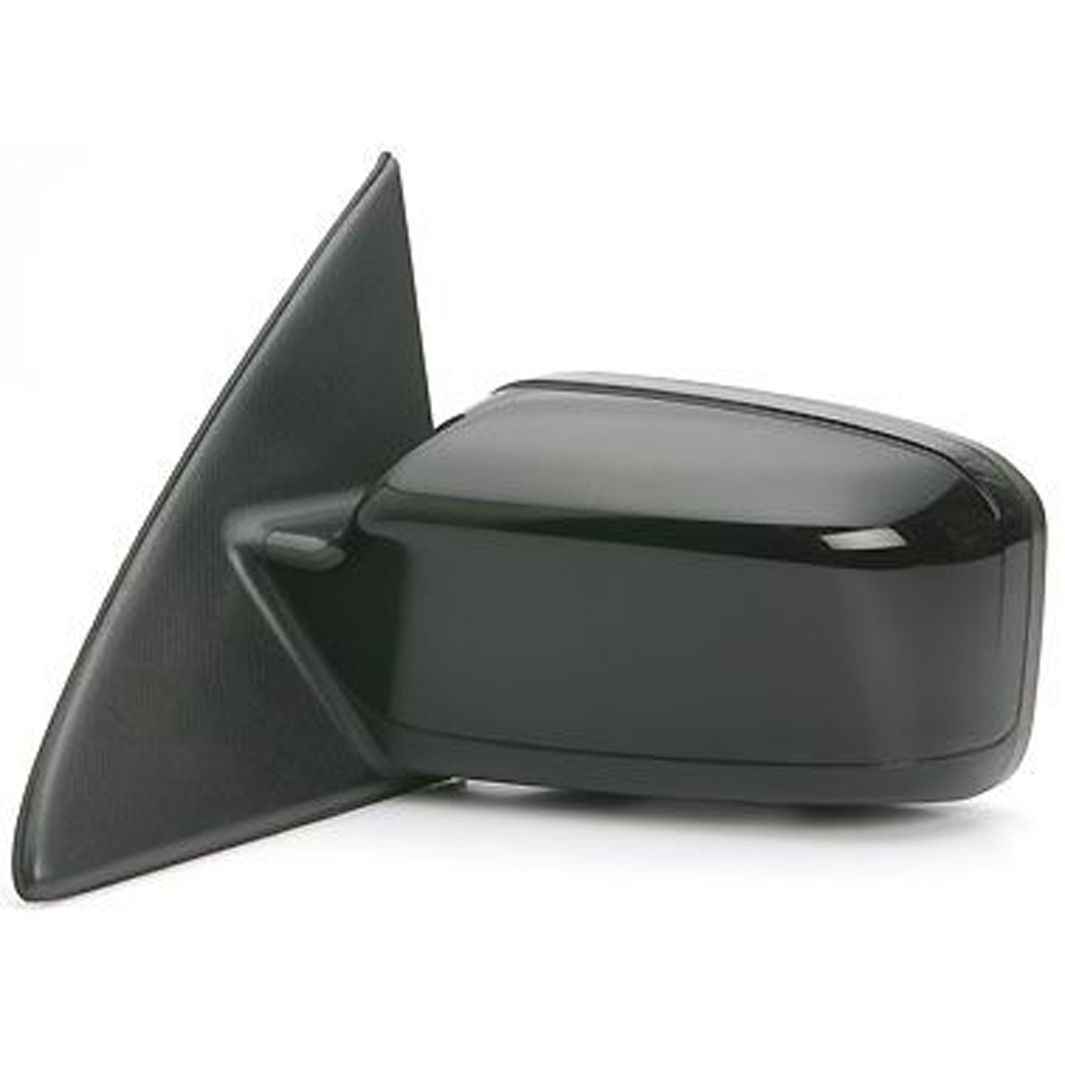 Drivers Side View Power Mirror Textured fits 2011-2012 Ford Fusion BE5Z17683AA