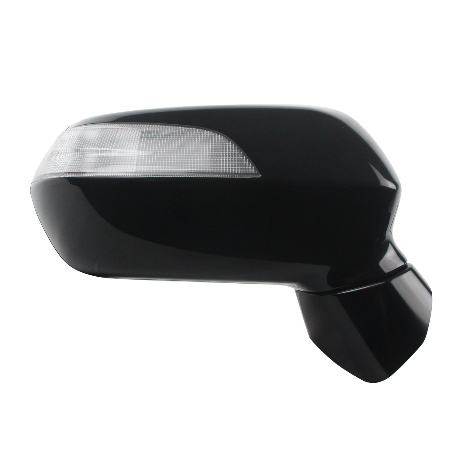 AC1320121 Driver Side Power Door Mirror For 2007-2008