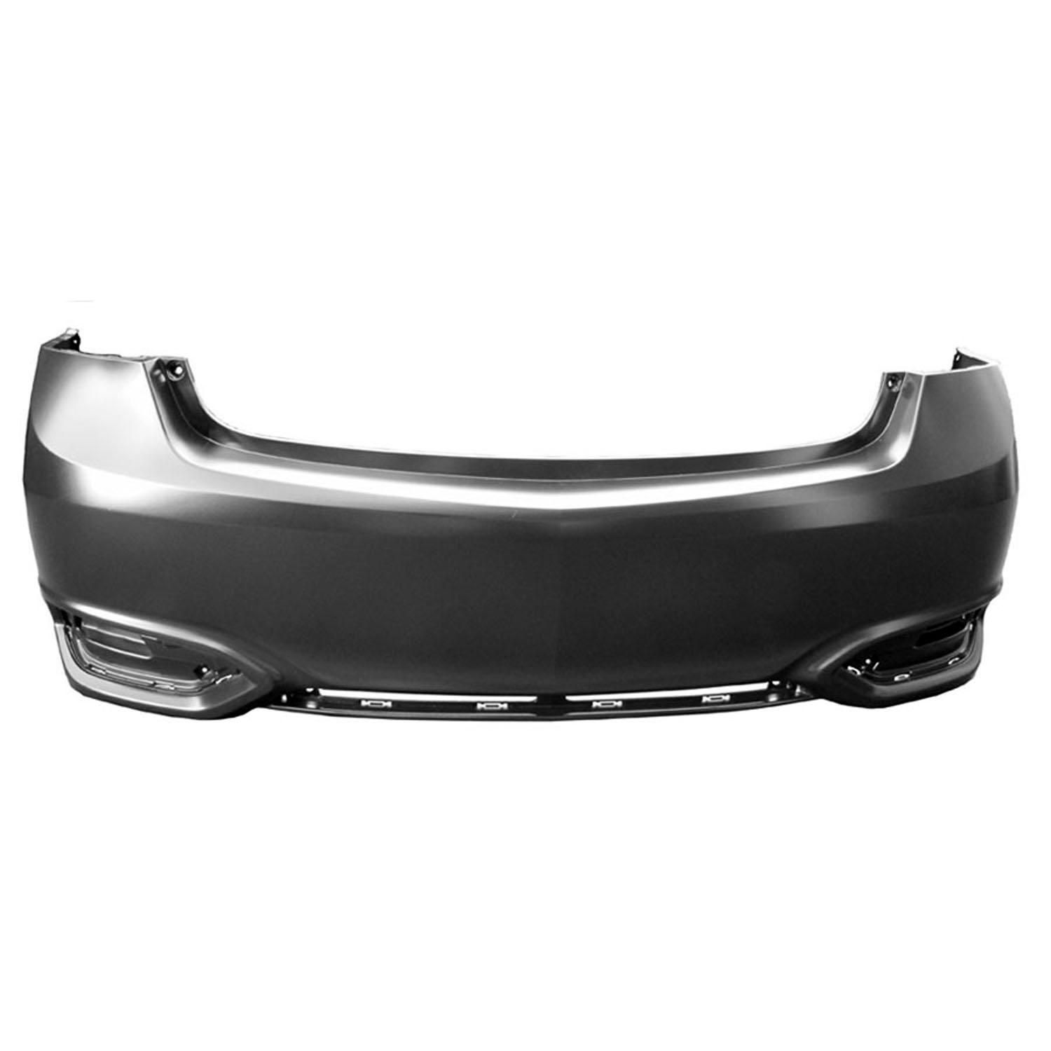 Fits 2016-2018 Acura ILX Rear Bumper Cover 187-01729 NSF