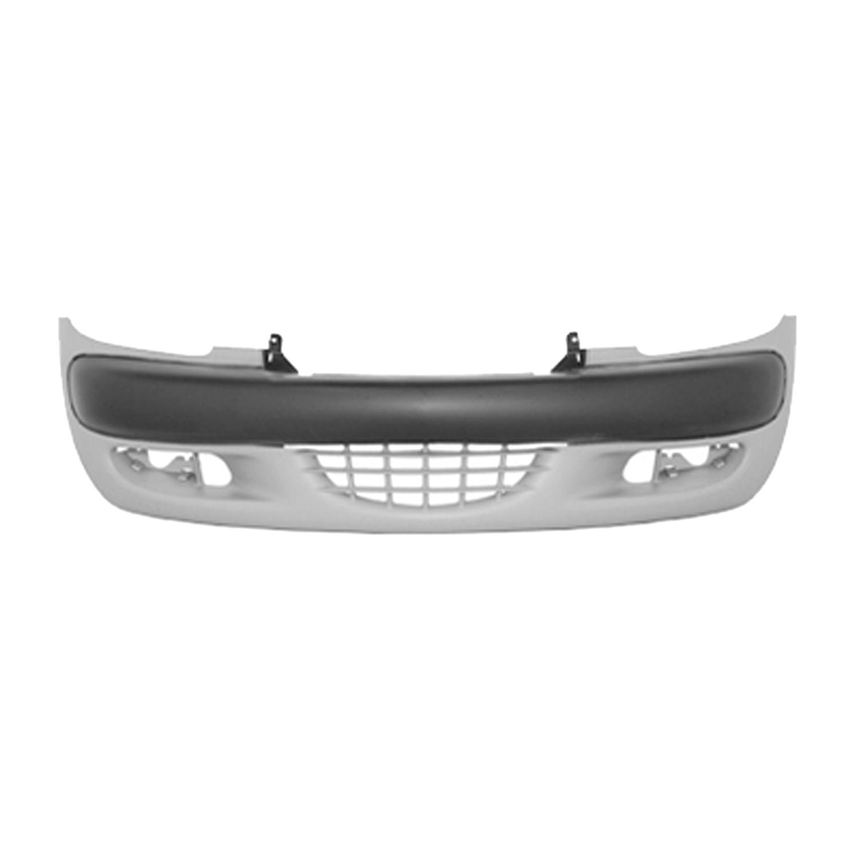Front Bumper Cover For 2003-2005 Chrysler PT Cruiser w// fog lamp holes Primed