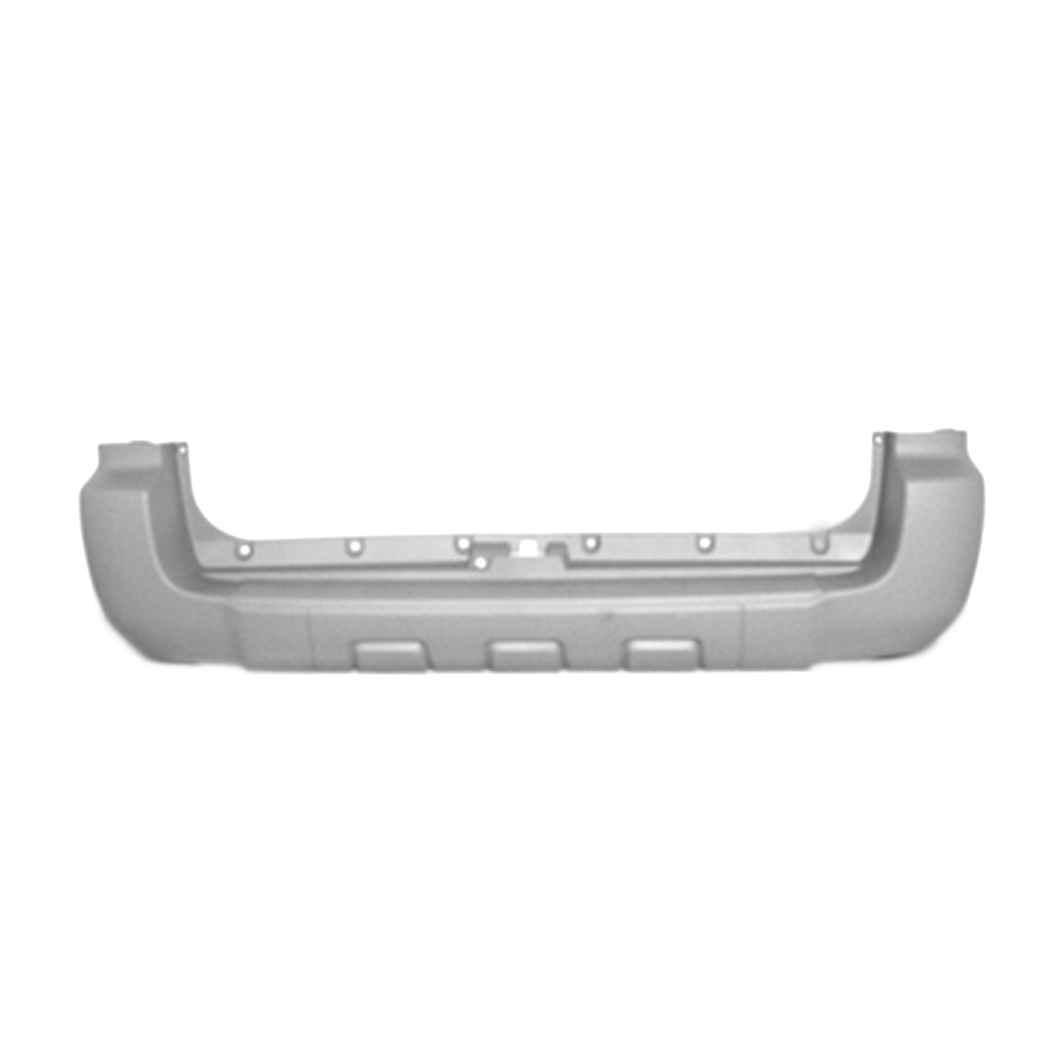 Fits 2006-2009 Toyota 4Runner Rear Bumper Cover 187-01545