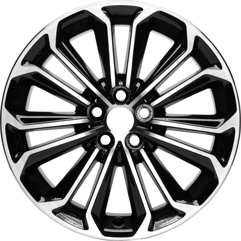 New Set Of 4 17 Alloy Wheels Rims For 2014 2016 Toyota Corolla Ebay