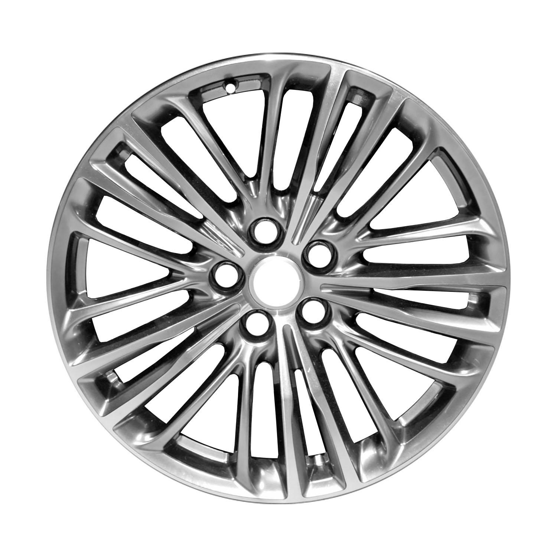 04829 OEM Reconditioned Aluminum Wheel 20x8.5 Fits 2019