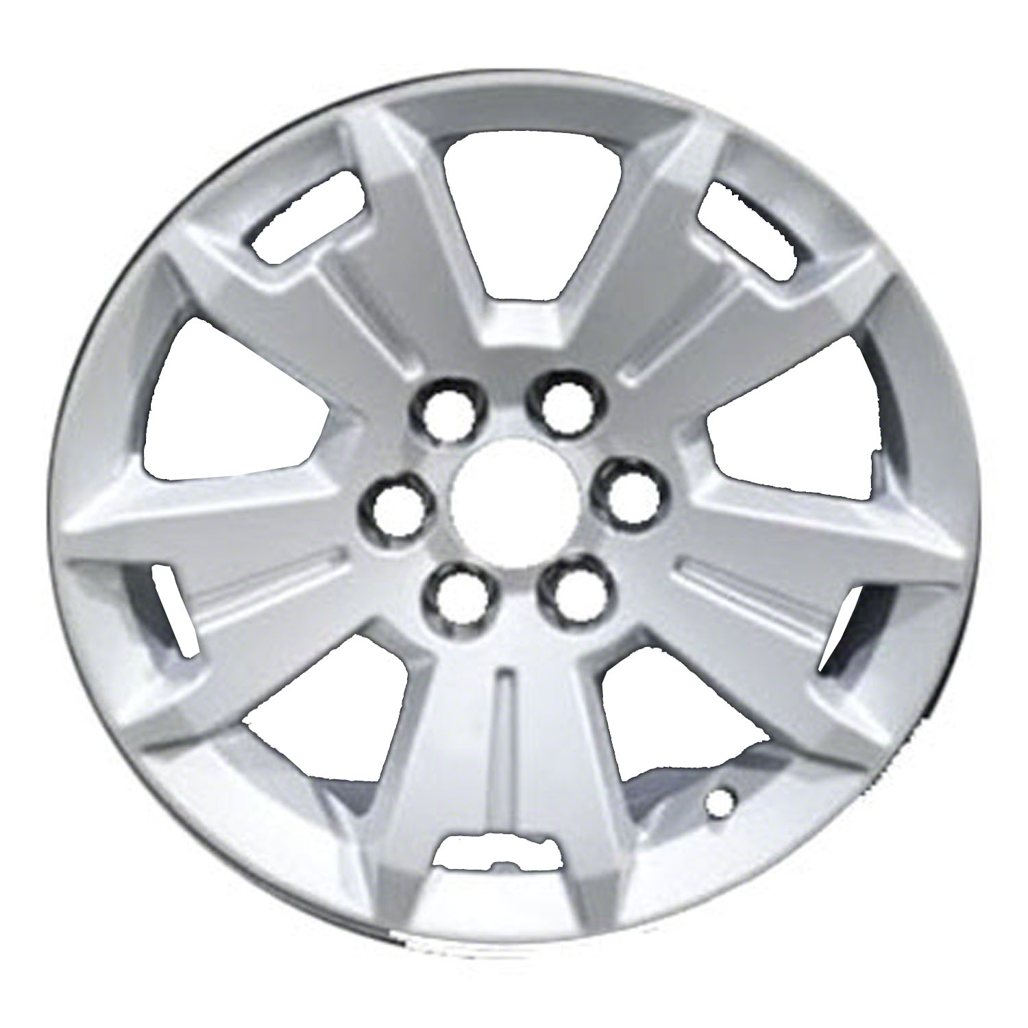 6 lug 120mm OEM Chevy Colorado Center Cap ONLY Used for 17x8