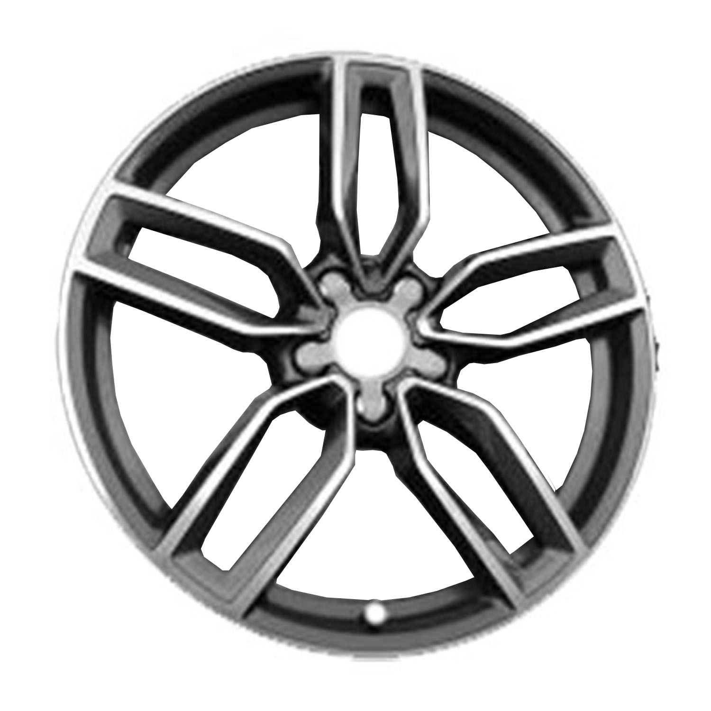 58952 OEM Reconditioned Aluminum Wheel 19x8 Fits 2014-2015
