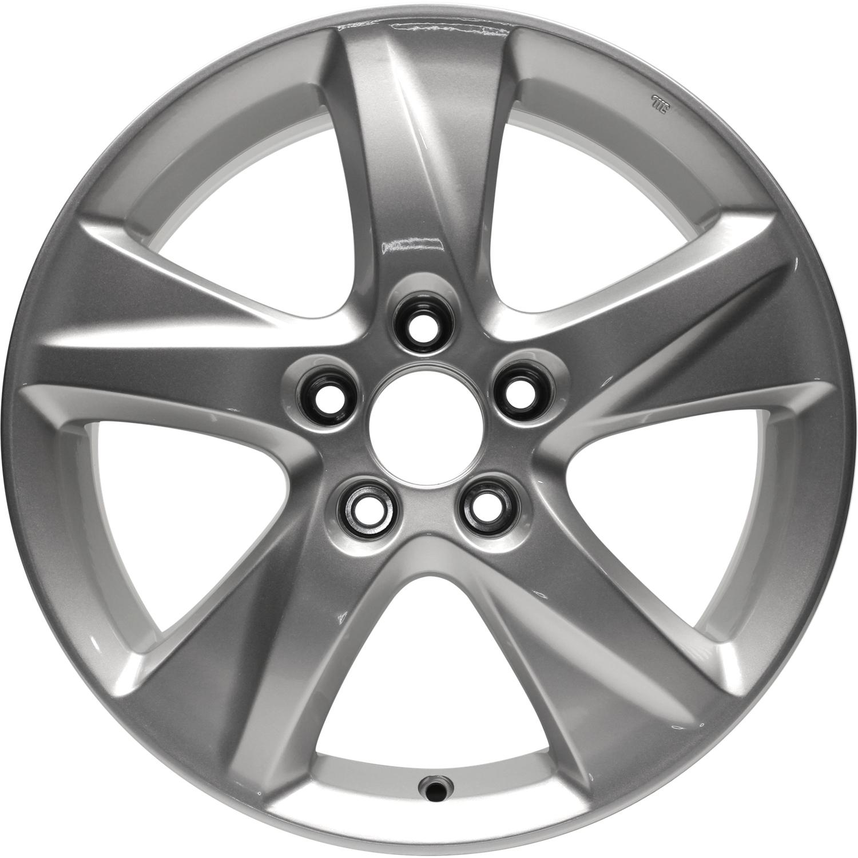71781 Reconditioned Wheel Aluminum Fits 2009-2011 Acura