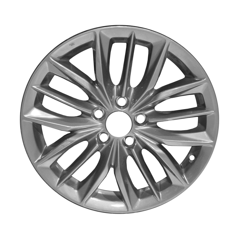 71863 OEM Used 18x7.5 Aluminum Wheel Fits 2019 Acura ILX