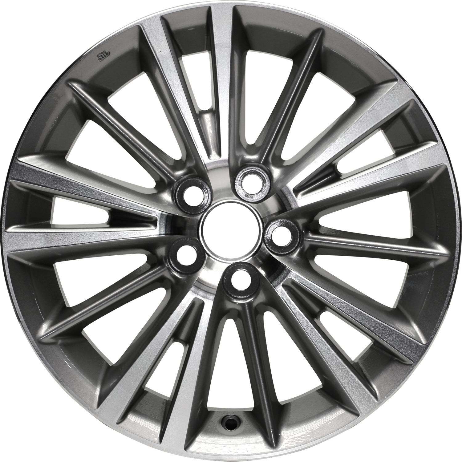 New Replacement 16 Alloy Wheel Rim For 2014 2015 2016 Toyota