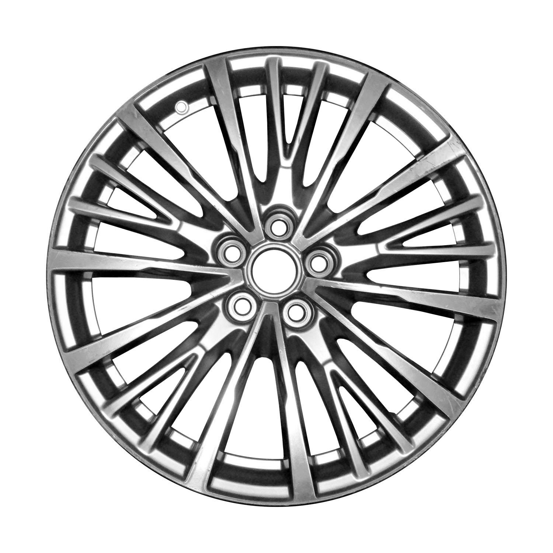 96606 OEM Reconditioned 20x8.5 Aluminum Wheel Fits 2019