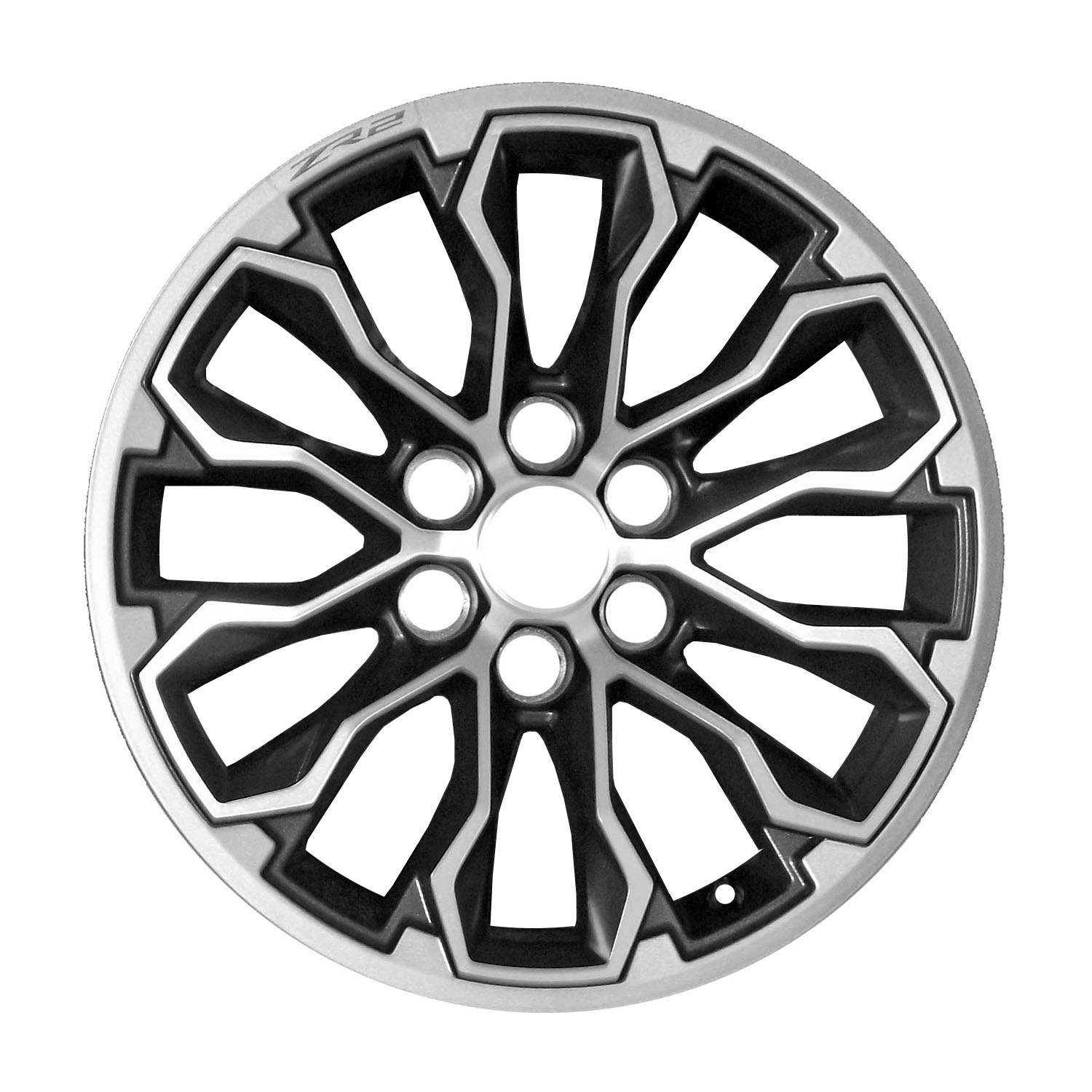 97950 reconditioned oem aluminum 17x8 wheel fits 2017 chevrolet Chevy Colorado Extended Cab Rear Seats 97950 reconditioned oem aluminum 17x8 wheel fits 2017 chevrolet colorado